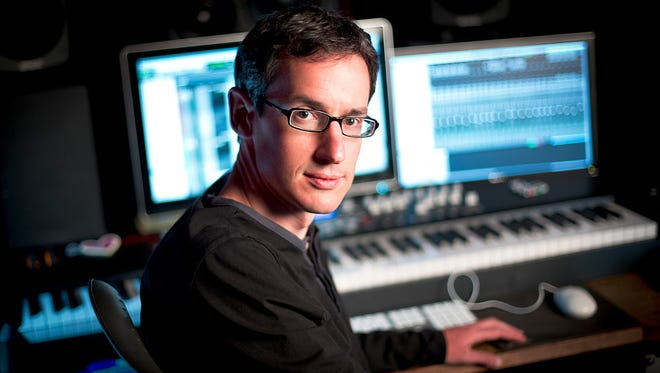 """Steven Price, the Oscar-nominated British composer for the movie """"Gravity,"""" is a product of his classical music training and parents' record collection."""