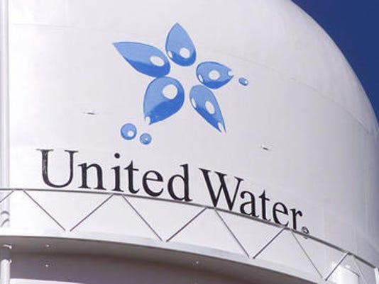 United Water fall flushing program
