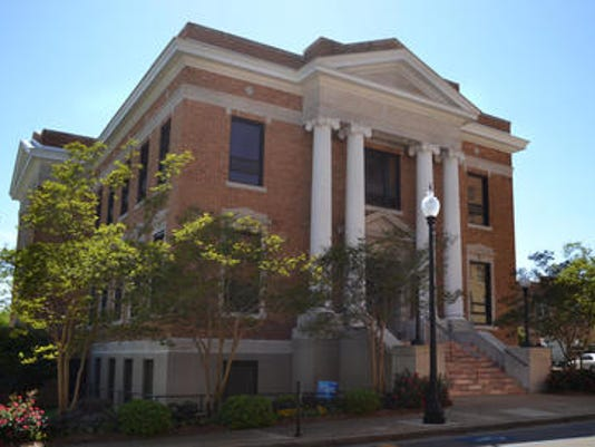 Hattiesburg City Hall