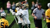Central York, York Catholic, Red Lion and Dallastown compete for league title.