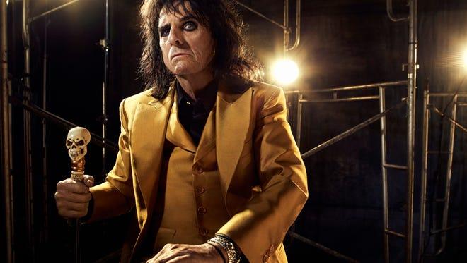 "Alice Cooper will play King Herod in NBC's ""Jesus Christ Superstar Live in Concert."""