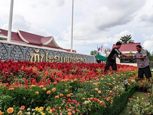 EPA LAOS ASEAN SUMMITS POL TREATIES & ORGANISATIONS LAO