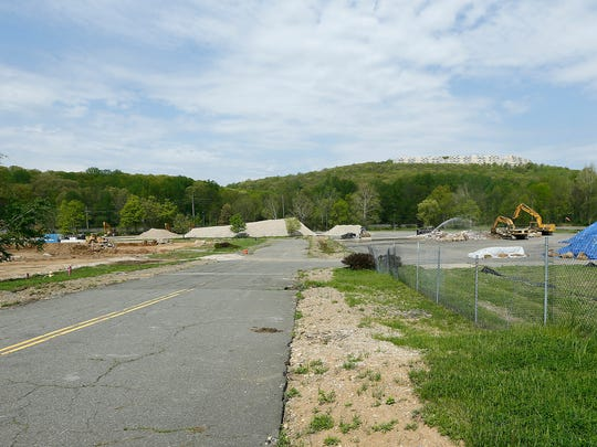The vacant former Pfizer property on Route 53 in Morris