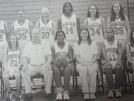 The talented 2005-2006 Union County Girls basketball