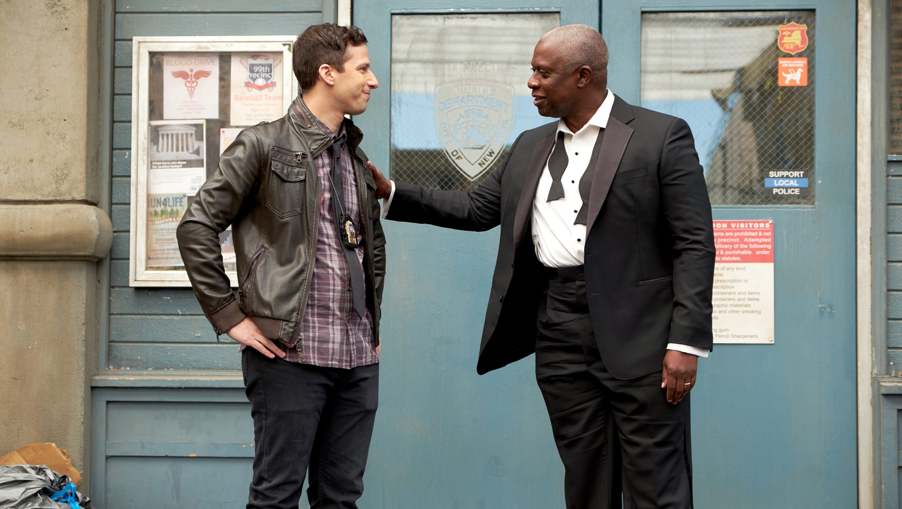 NBC rescues 'Brooklyn Nine-Nine' after Fox cancellation