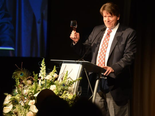 Jim Bernau is president and CEO of Willamette Valley Vineyards. The company is hoping to tap into the passion of wine enthusiast to raise $6 million in a Preferred Stock Offering.