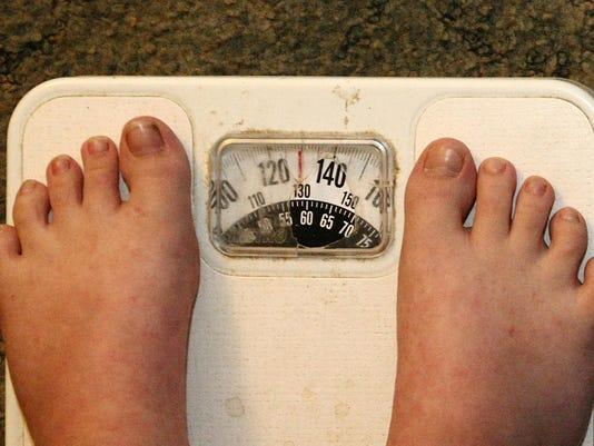 obese illustration