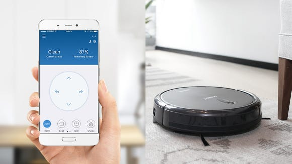 One of the most popular affordable robot vacuums is
