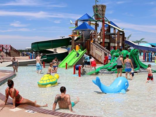 Castaway Cove Waterpark kicks off 2017 season