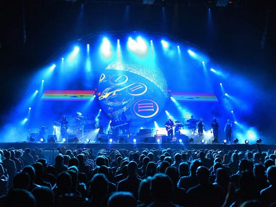 Brit Floyd will perform a Pink Floyd tribute show at