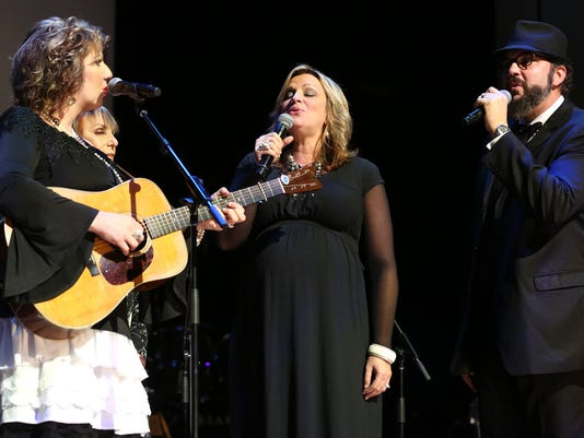 Rebecca Isaacs Bowman, Sonya Issacs Yeary, Ben Isaacs