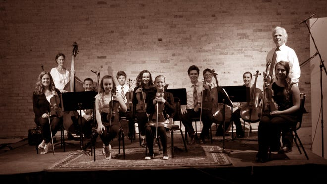 Subito Chamber Orchestra, instructed by Celo V'ec, will perform at Great River Arts Center.