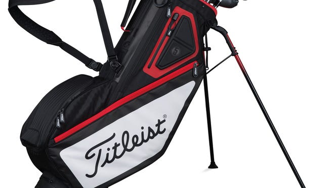 Titleist has a new line of golf stand bags.