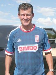 El ex jugador profesional Ramón Ramírez invitado especial.