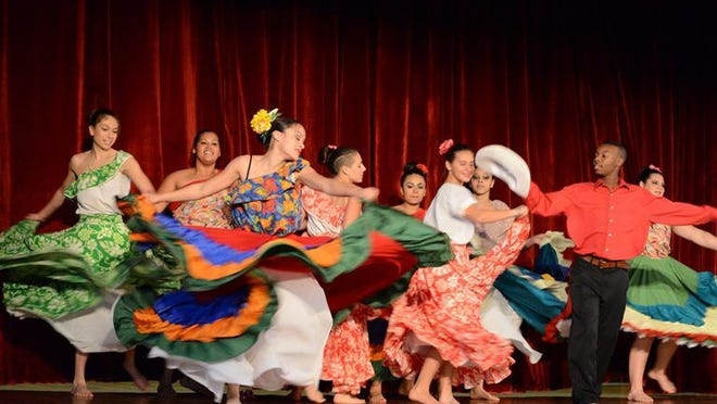 The Latino community's rich diversity and cultural heritage was on display Oct. 2, 2016, at Memorial Art Gallery's annual celebration.