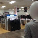 JC Penney selling appliances in El Paso