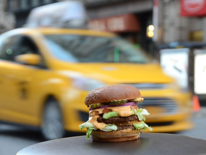 Seitan gets super-sized in New York City, as a new