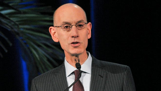 NBA Commissioner Adam Silver has long been a proponent of legalized sports betting.