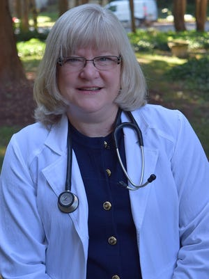 Lisa Alberts is an advanced practice nurse and leader of acute behavioral health at The Bancroft School and Marcroft Medical Associates in Voorhees.