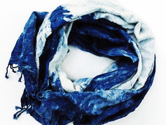 Garner Blue Textiles at 202 West Lafayette St. at The Local. By Lisa Garner