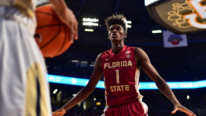 Jonathan Isaac has demonstrated his distinctive length and athleticism while becoming one of the highest rated NBA draft prospects in America.