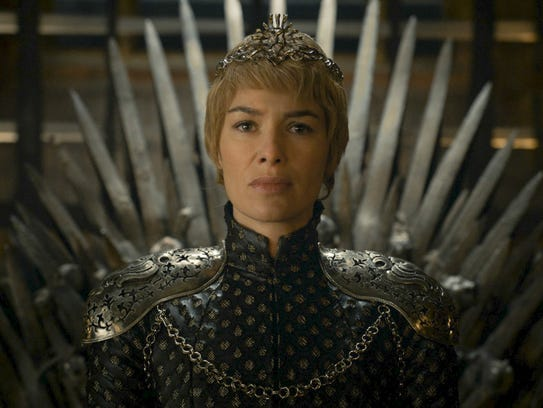 Lena Headey as Cersei Lannister in 'Game of Thrones'