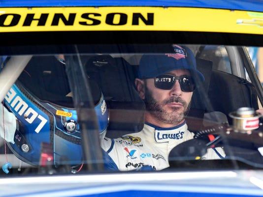 USP NASCAR: GOODY'S FAST RELIEF 500-PRACTICE S CAR USA VA