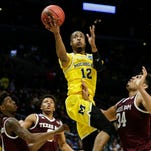 Michigan shows Final Four potential in Sweet 16 smackdown of Texas A&M