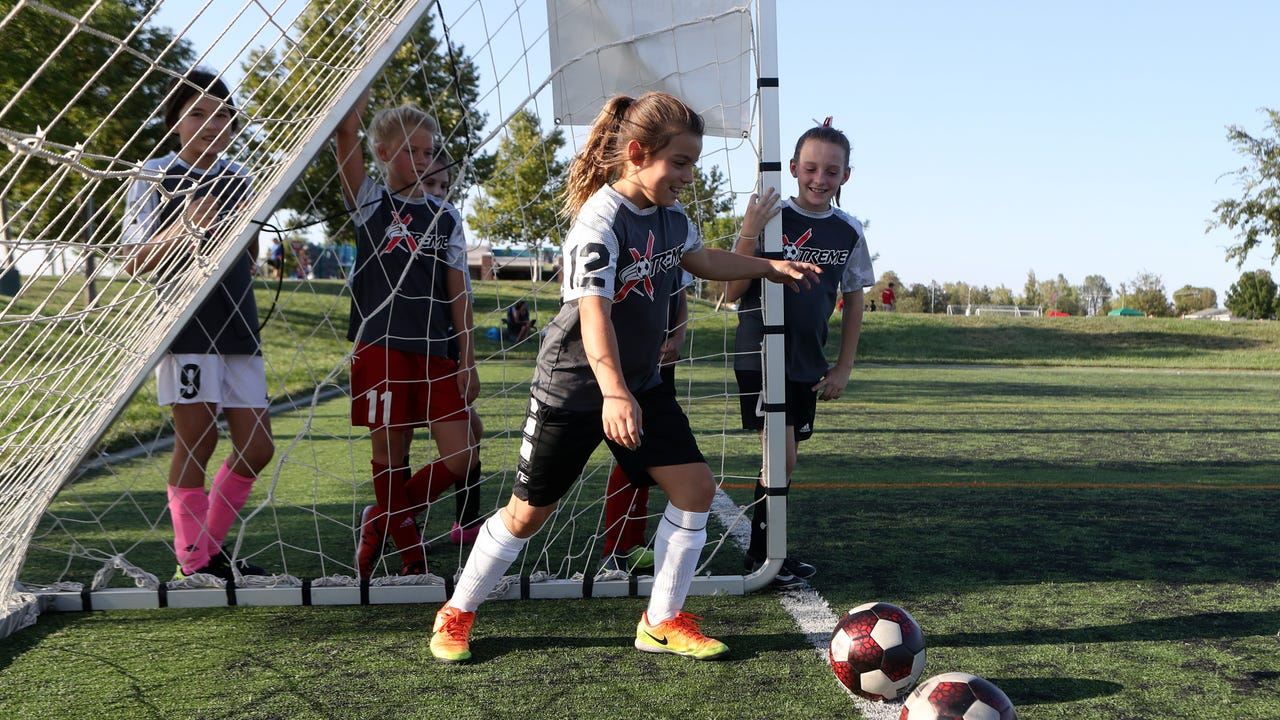 The nonprofit California Soccer Park, which recently changed its name from Redding Soccer Park, has been looking for ways to replace its worn artificial turf for many years.