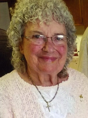 Mary L. Curry, 84