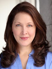 Kaitlin Hopkins made her Broadway debut in 2002 in