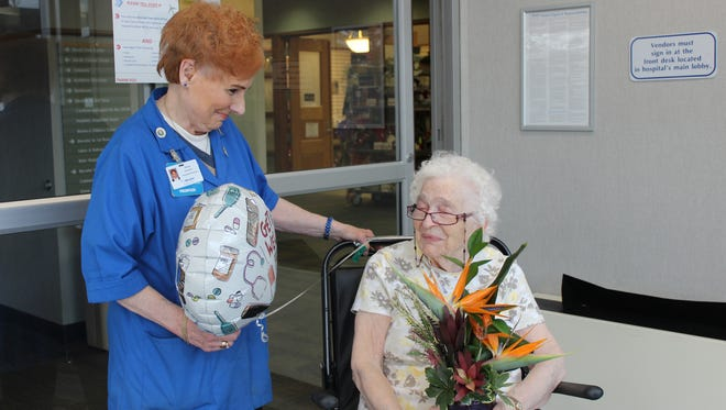 National Volunteer Week is April 23-29 and McLaren Greater Lansing is recognizing and celebrating the efforts of more than 400 dedicated adult and student volunteers who donated more than 78,000 hours of their time last year.