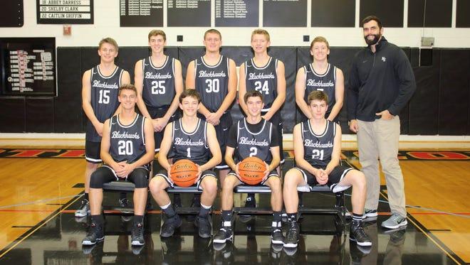The North Buncombe boys basketball team went 19-8 under coach David Rutledge last season.