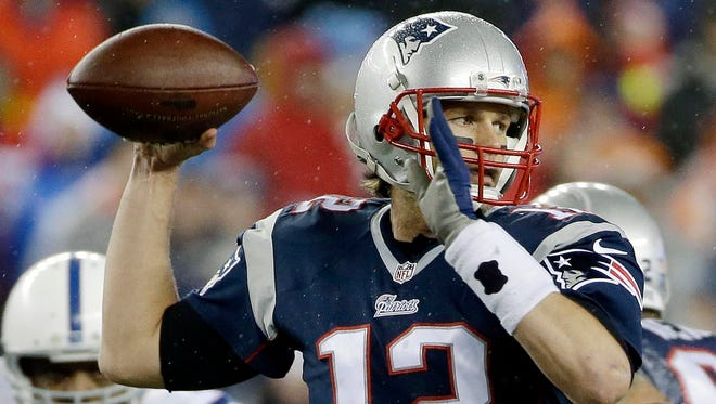The NFL suspended Tom Brady for the first four games on Monday, May 11, 2015, for his role in a scheme to deflate footballs used in the AFC title game.