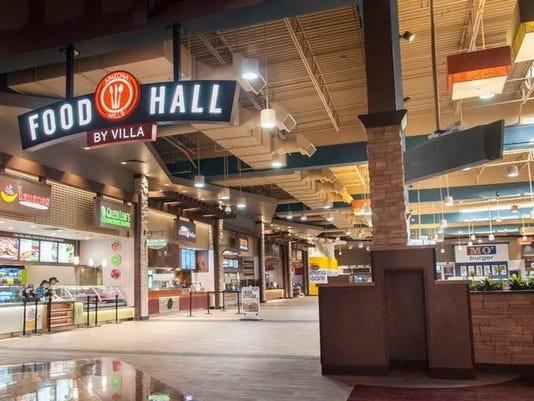 Arizona Mill food hall