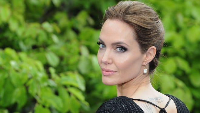 Angelina Jolie in May 2014.