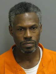 Jeffery Porter is charged with robbery