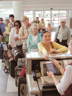Credit card rewards can help ease the costs of holiday travel.