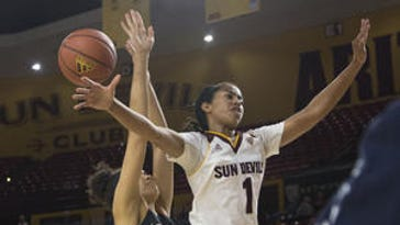 ASU women's basketball held Stanford to 31 points, its lowest total ever, when the teams met in Tempe on Jan. 4.