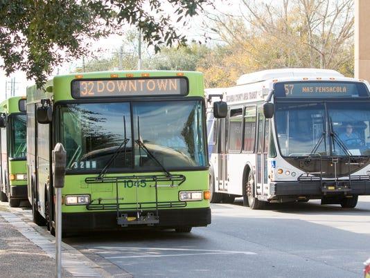 ECAT buses