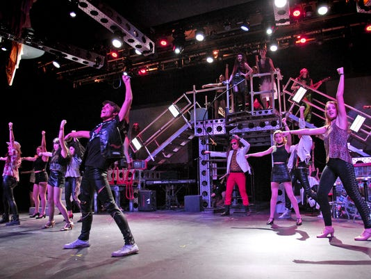 Whitnall stages Rock of Ages