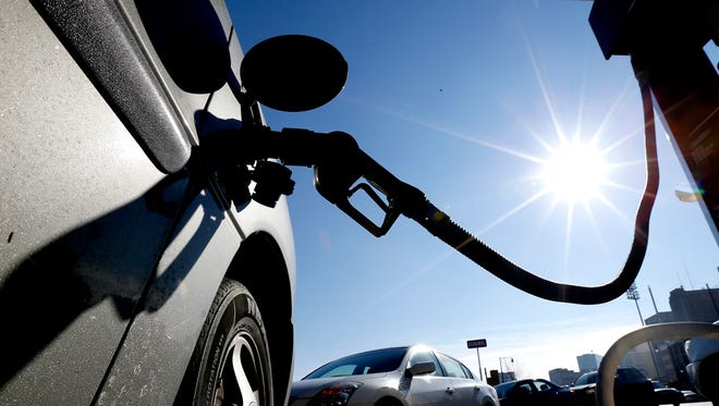 The average price of gas in Tallahassee has risen 4 cents since Friday in the wake of Hurricane Harvey