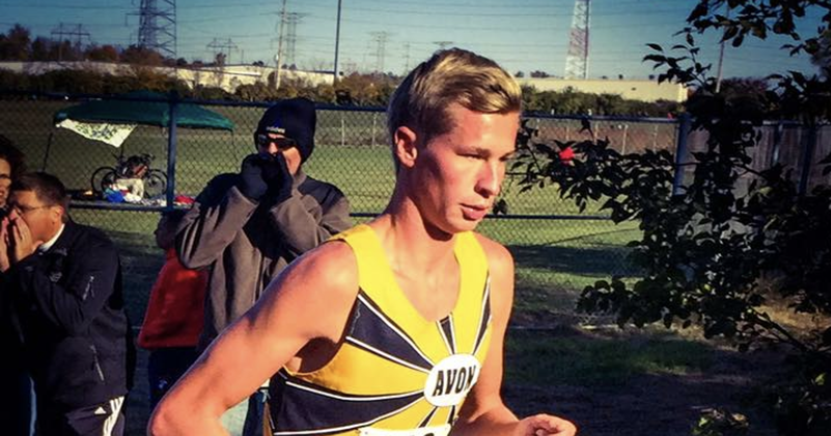 Cancer getting a run for its money from ex-Avon track star