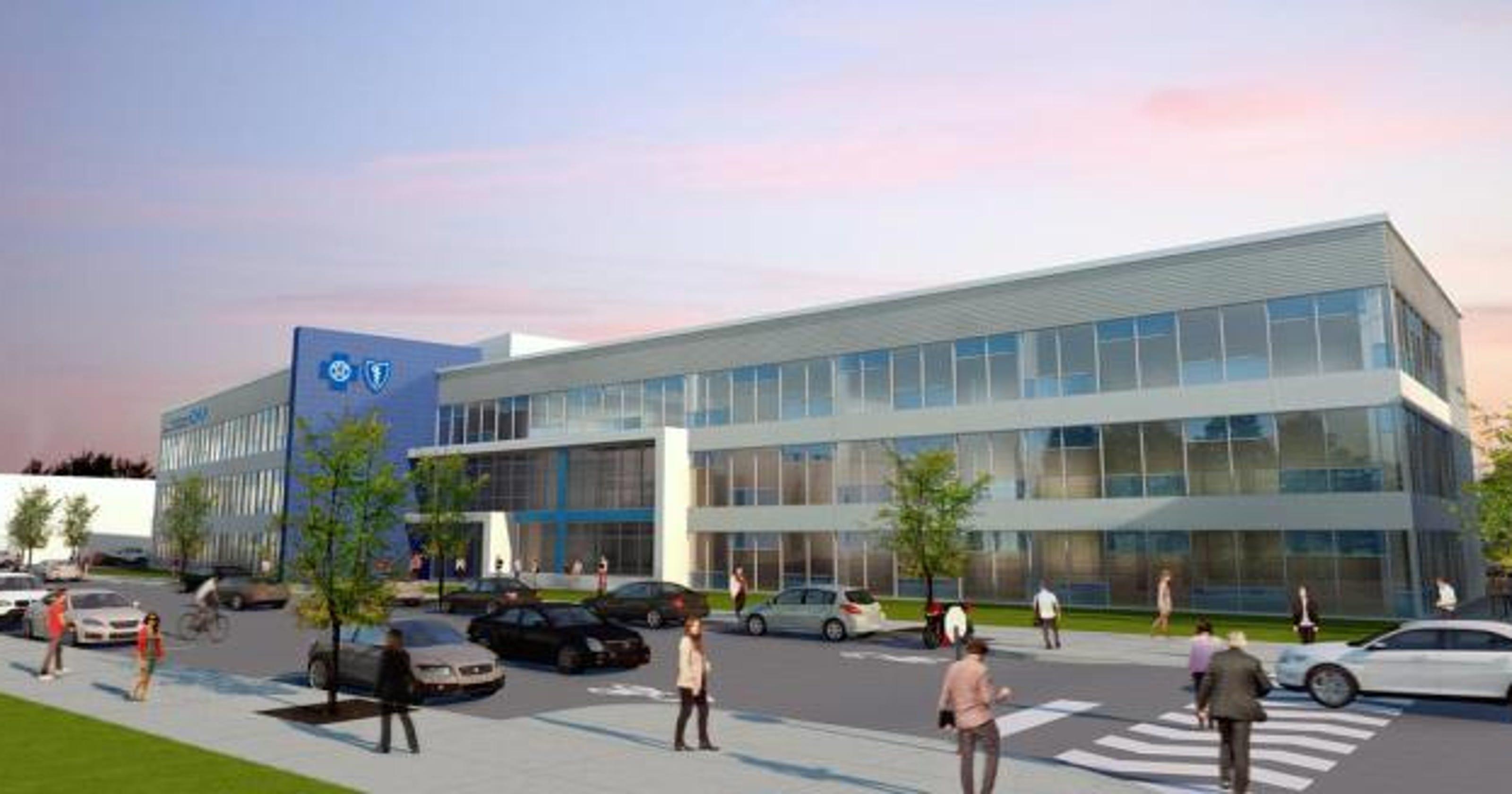 e389c48d58 Anthem s new office opens