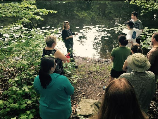 Since 2005, hundreds of volunteers have made the commitment to protecting New Jersey's environment by participating in the Rutgers Environmental Stewards Program.