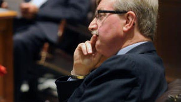 Sen. Cary Simpson, R-Milford