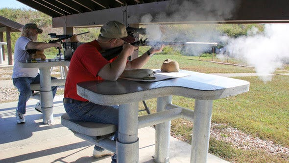 MDC has completed upgrades and reopened the Golden Valley Shooting Range near Clinton.