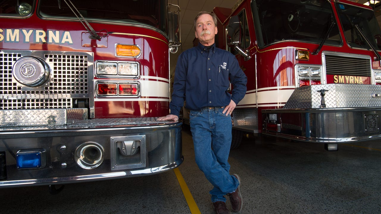 Smyrna Citizens' Hose Company No. 1 Inc. Fire Chief P. Francis Hartnett talks about the annual firefighter's convention parade and what it means for the entire town of Smyrna.