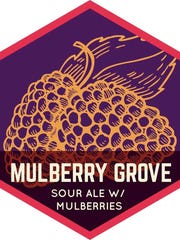 Logo of Mulberry Grove from Fibonacci Brewing in Mount