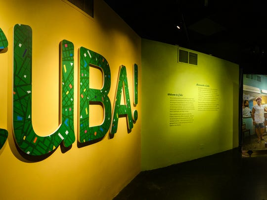 """To get an up-close look at Cuba's natural wonders near home, visit Manhattan's American Museum of Natural History, where """"¡Cuba!"""" is now on view through Aug. 13, 2017."""